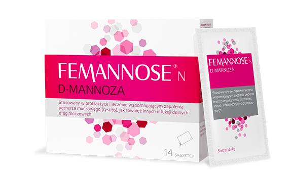 FEMANNOSE - D-MANNOZA