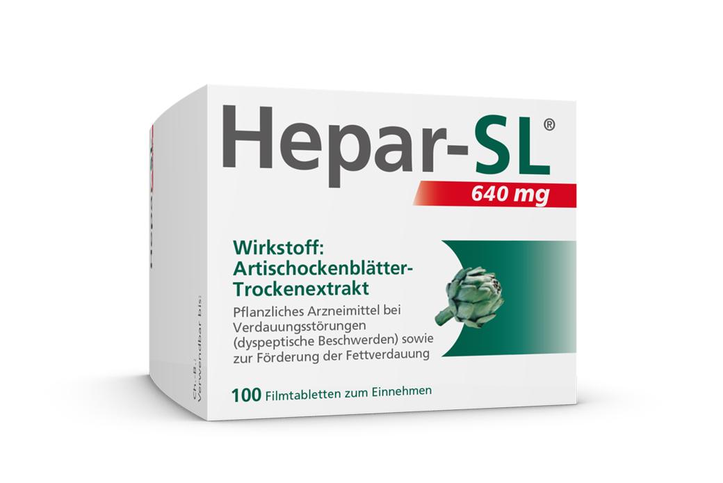 Hepar-SL® 640 mg