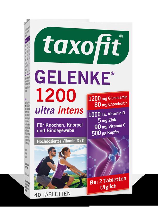 taxofit® Gelenke* 1200 ultra INTENS Tabletten